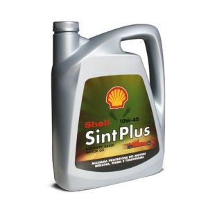 SHELL SINT PLUS 10W40 LT 4