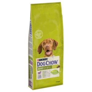TONUS DOG CHOW ADULT AGNELLO KG 14