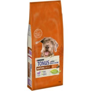 TONUS DOG CHOW MATURE ADULT AGNELLO KG 14