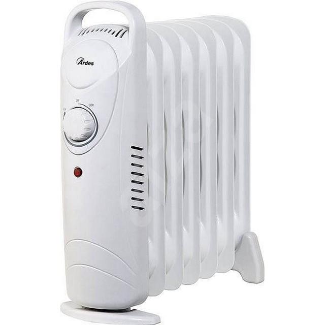 Mini radiatore ad olio ardes 470b 600w 7 elementi mondobrico radiatori - Stufe a olio elettriche ...