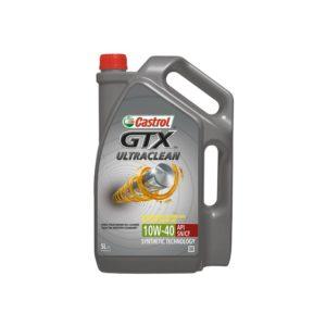 CASTROL GTX 10W 40 A3 B4 4LT