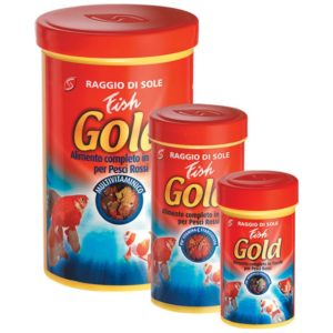 FISH GOLD PER PESCI GR 50