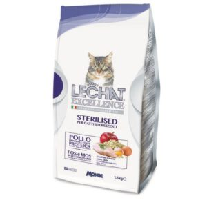KG 1 5 LE CHAT EXCELLENCE STERILISED POLLO