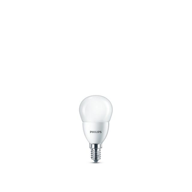 LED SFERA 60W PHILIPS E14