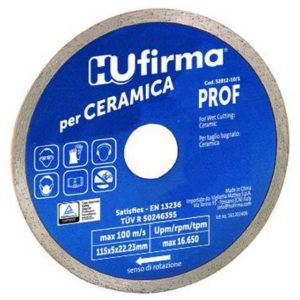 DISCO DIAMANT.C/CONT.CERAM.BLU MM115