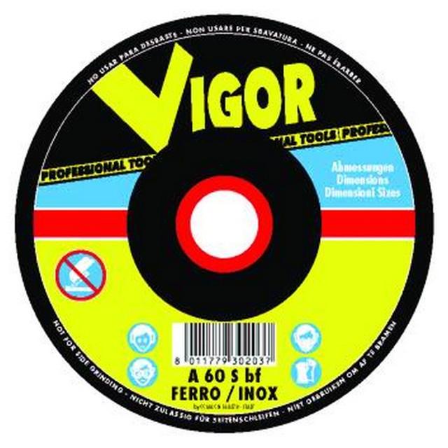 DISCO TAGLIO ACCIAIO/INOX 115X1X22