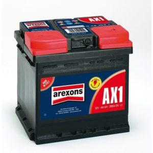AREXONS BATTERIA 44AH 390A