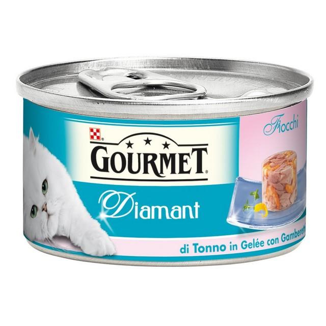 GOURMET DIAMANT GUSTI ASSORTITI GR 85