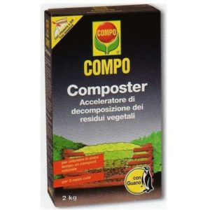 COMPO COMPOSTER 2 KG