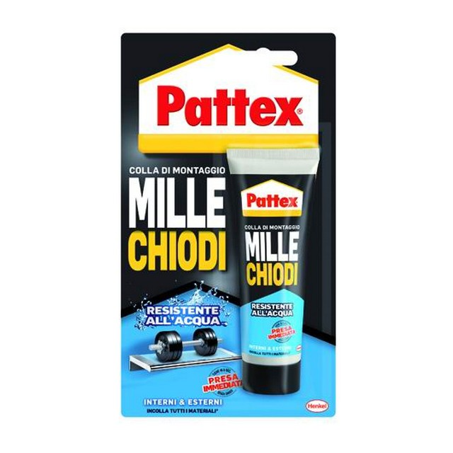 GR.100 PATTEX MILLECHIODI WATER RESISTANT