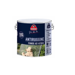 FONDO ANTIRUGGINE ALL'ACQUA BOERO GRIGIO LT0.5