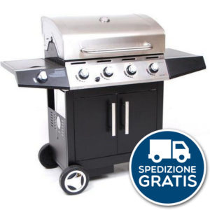 SOCHEF G43240 Golosone 4 Barbecue