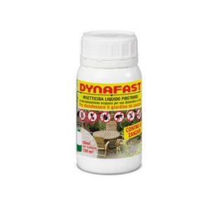 INSETTICIDA DISINFESTANTE DYNAFAST ML 250 PIRETROIDE CONCENTRATO