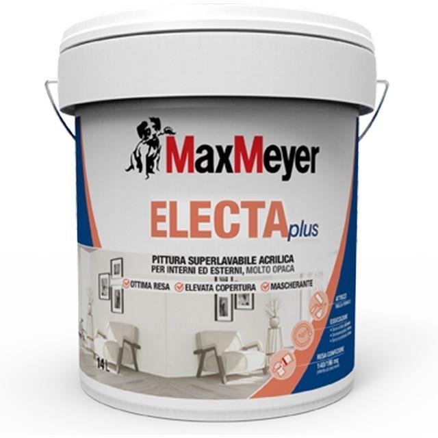 IDROPITTURA ML 750 SUPERLAVABILE ELECTA PLUS MAX MEYER