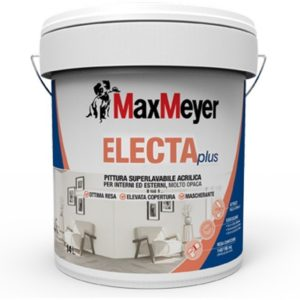 IDROPITTURA LT 14 ELECTA PLUS SUPERLAVABILE MAX MEYER