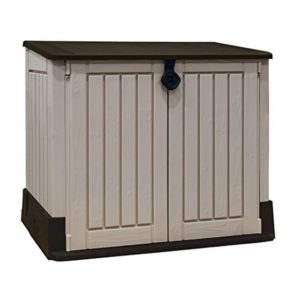 BOX STORE IN OUT 130X74X110 CM 845 LT BEIGE