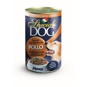 SPECIAL DOG BOCCONI POLLO  GR.1275