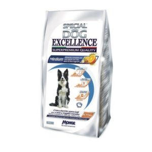 SPECIAL DOG EXCELLENCE MEDIUM KG 3