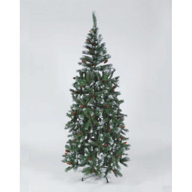 Albero Di Natale 150 Cm.Pino Delle Marche Albero Di Natale 150 Cm 280 Rami