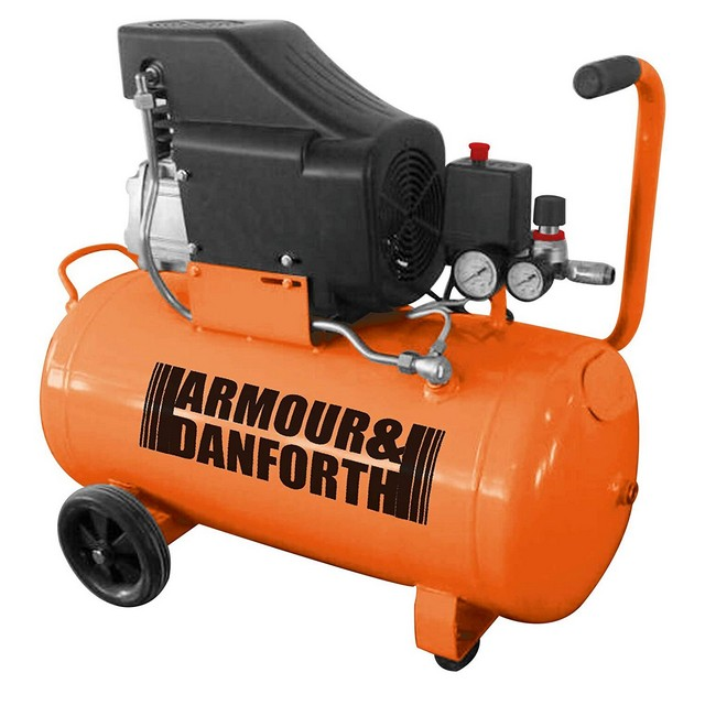 Compressore 50 Litri Armour Danforth TMX028-2019