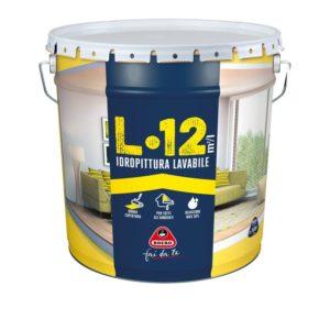 LT.14 IDROPITTURA LAVABILE L-12