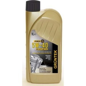 LT.1 OLIO GRUNTEK POWER G 5W40 SYNTHETIC