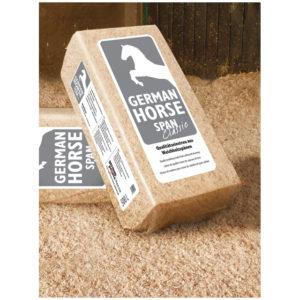 German Horse Truciolo per Cavalli Foglia Fine Kg.20