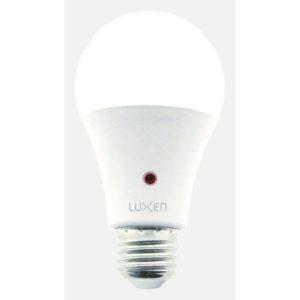 LAMPADA LED GOCCIA CON SENSORE CREPUSCOLARE E27
