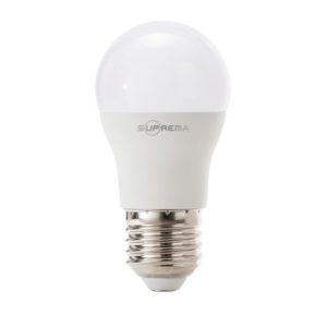 LAMPADA LED SFERETTA E27 8W60W LUCE CALDA