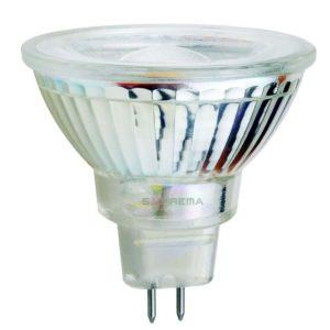 4W/25W FARETTO LED G5.3 FULL GLASS EQU. 25W LUCE BIANCA