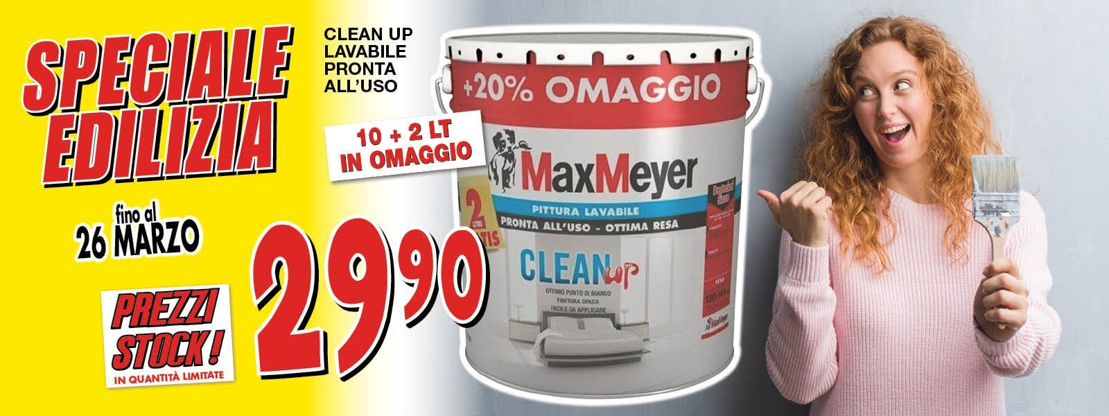 MAXMEYER CLEAN UP