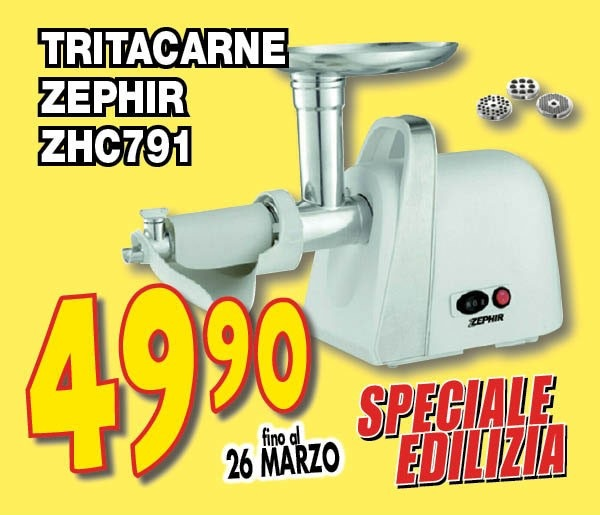 TRITACARNE ZEPHIR ZHC791