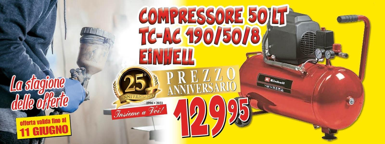 compressore 50lt