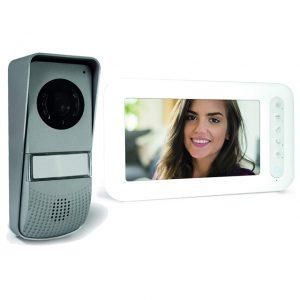 VIDEOCITOFONO YLVA 3 BASIC MANI LIBERE LCD 7