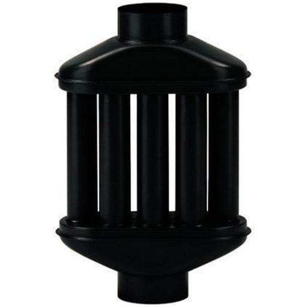 Diffusore ala smalbo nero 8 canne diam 12 mondo brico - Tubi x stufa a pellet ...