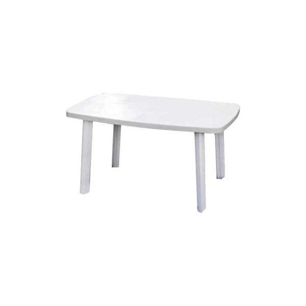 Tavolo faro ovale bianco mondobrico arredo giardino - Tavolo ovale bianco ...