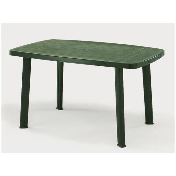 Tavolo faro ovale verde mondobrico arredo giardino - Tavolo pic nic ikea ...