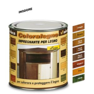 IMPREGNANTE COLORALEGNO ML.250 MOGANO