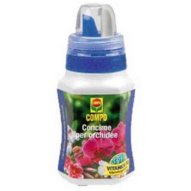 concime compo per orchidee 250 ml mondobrico