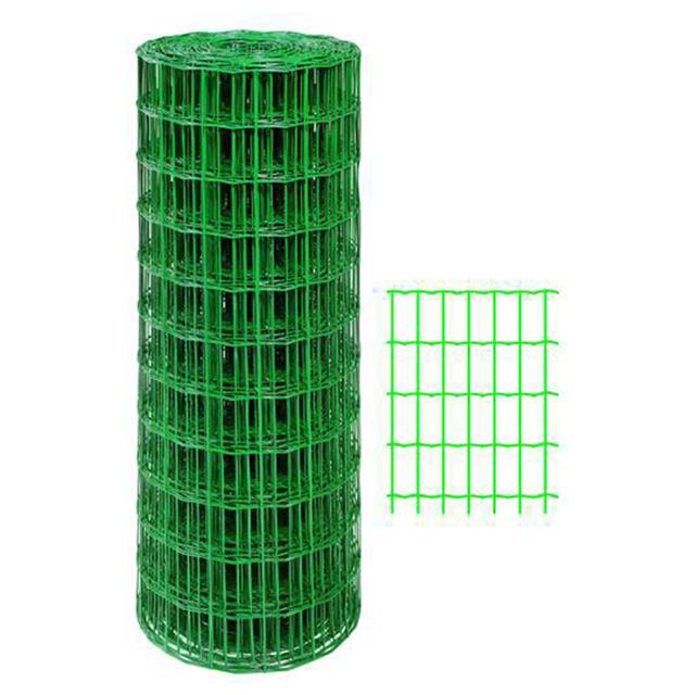 RETE PER RECINZIONI VERDE H150 X 25 METRI