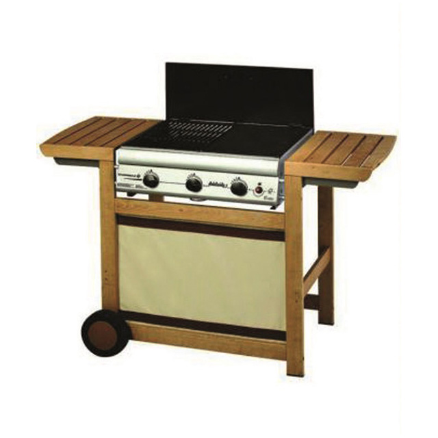 BARBECUES CAMPINGAZ WOODY 3 30X50 GRIGLIA
