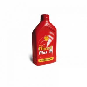 OLIO SHELL POWER PLUS 15W40 LT 1