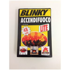 ACCENDIFUOCO BLINKY LITE 48 CUBI