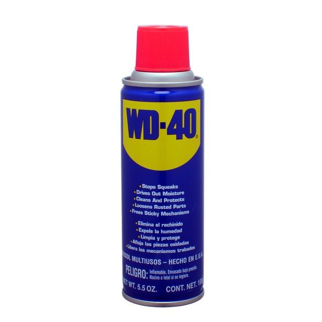 LUBRIFICANTE SPRAY WD-40 ML400