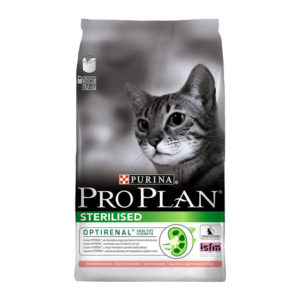PRO PLAN CAT SALMONE GR.400 STERILIDED