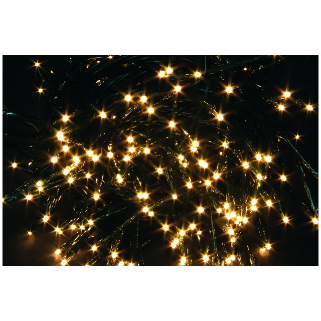 96 Led Bianco Caldo Giochi Luce Natale - Mondobrico, Natale