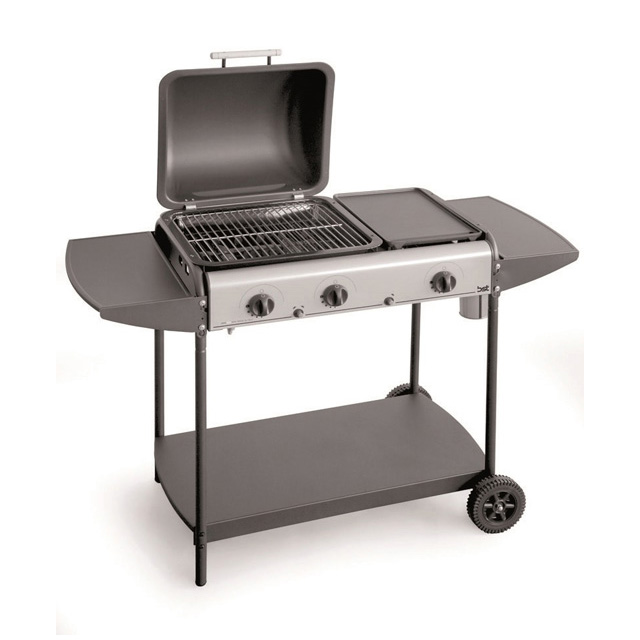 ... BARBECUE EUROLAVA DOUBLE 292EU MULTIGAS 3 FUOCHI