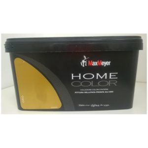 HOME COLOR METALLIZZATO ORO 2