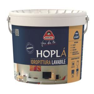 10L IDROPITTURA LAVABILE HOPLA'