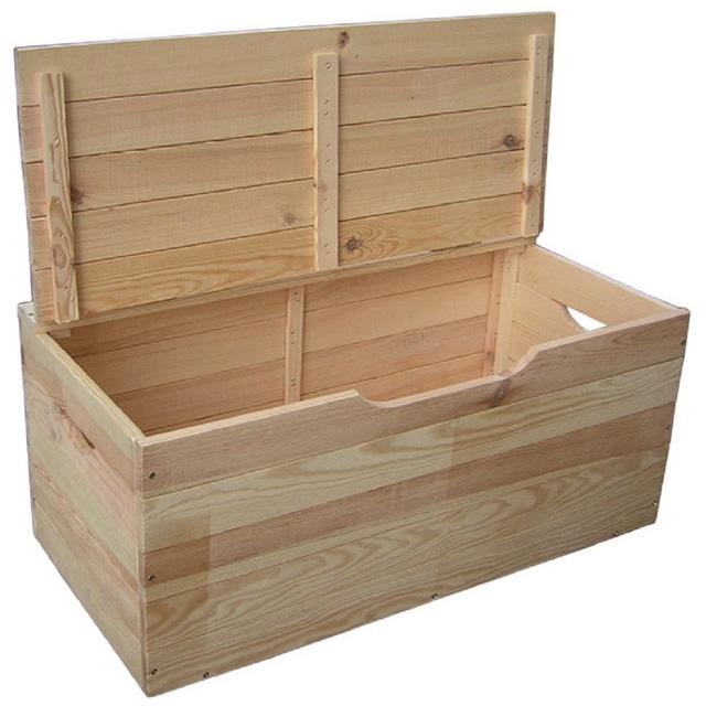 Cassapanca legno blinky pino essicato ibisco mondobrico for Cassapanca fai da te